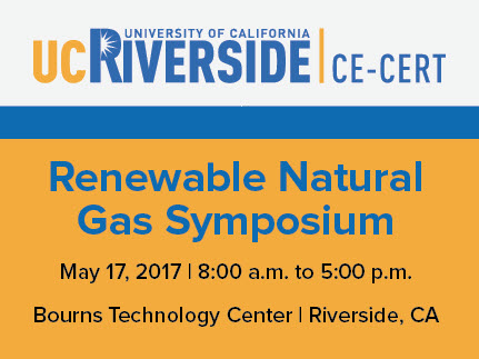 UCR CRNG Launch